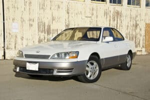 How to remove a 92-96 Lexus ES300 Climate Control
