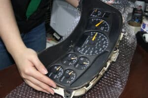 How to ship your instrument cluster to Tanin Auto Electronix