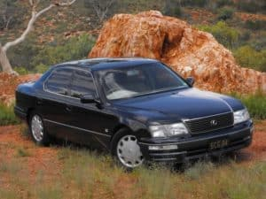 How to remove a 1995-2000 LS400 Lexus Cluster