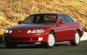 1992-1996 Lexus SC300 SC400 Cluster Speedometer Removal LED Upgrade