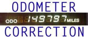 Odometer Correction with TAE