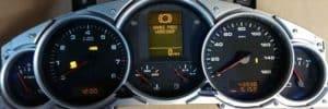 2003+ Porsche Cayenne Volkswagen Touareg Speedometer Cluster Repair Removal