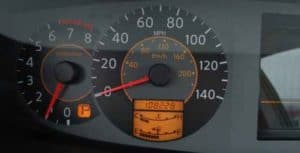 How to remove a Nissan Quest Speedometer
