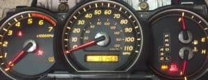 03-09 Toyota 4Runner Cluster Repair Service