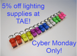 Cyber Monday Deals from Tanin Auto Electronix