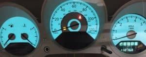 08 Chrysler Sebring Instrument Cluster Repair