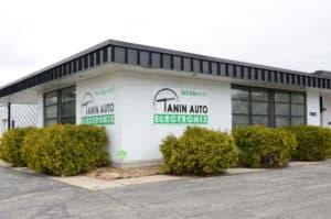 Tanin Auto Electronix has a virtual tour, courtesy of Google