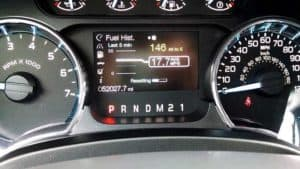 Ford F150 Speedometer LCD Color Screens From Tanin Auto Electronix