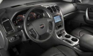 GMC Acadia Cluster Removal And Repair