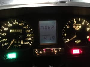 Customer Photos Of The Tanin Auto Electronix Designed Honda Goldwing GL1500 LCD Screen Installation
