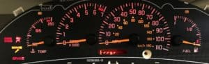 2004 Pontiac Sunfire Instrument Cluster Repair