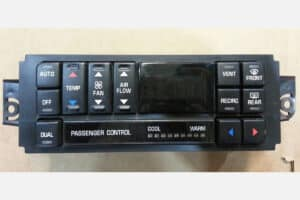 1997 – 2004 BUICK CLIMATE CONTROL