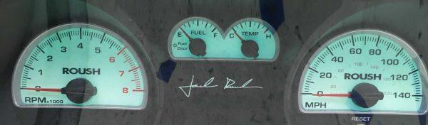 Mustang Roush backlight repair