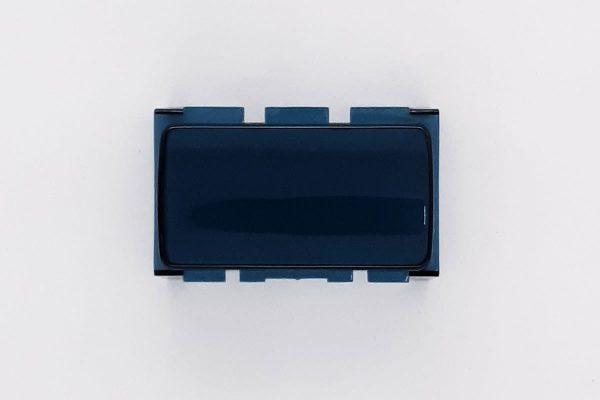 1997 - 2004 Corvette Climate Control Blue Plastic Screen Lens