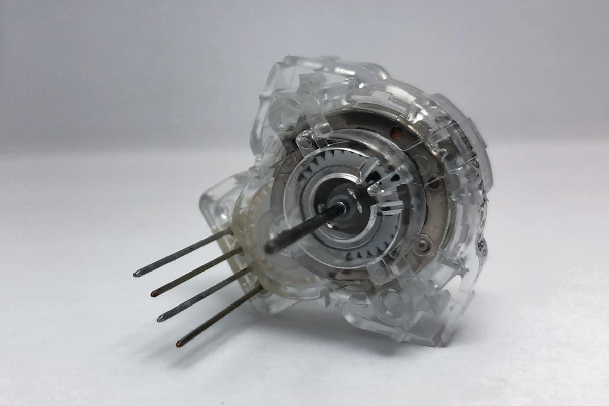 Tanin Auto Electronix Audi TT fuel gauge & temperature gauge stepper motor Gauges