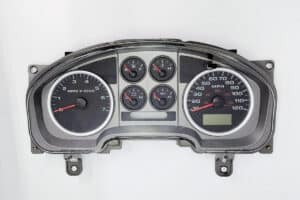 front view of a 2004-2005 Ford F-150 Instrument Cluster