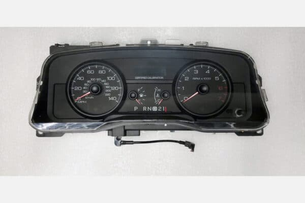 front view of a 2006-2011 Ford Crown Victoria Instrument Cluster