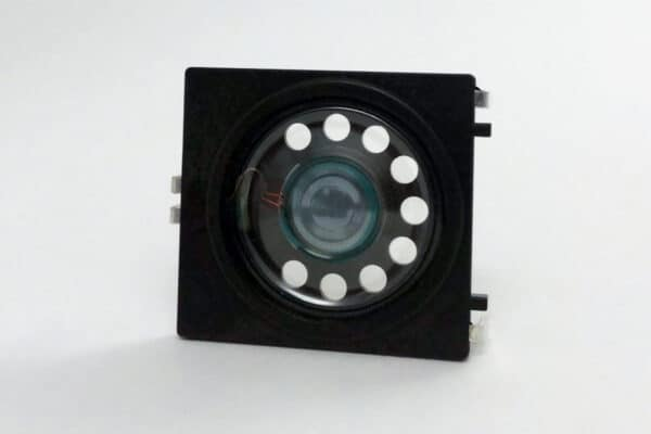 front view of a 2006-2013 Volvo VNL Semi Truck Instrument Cluster Speaker