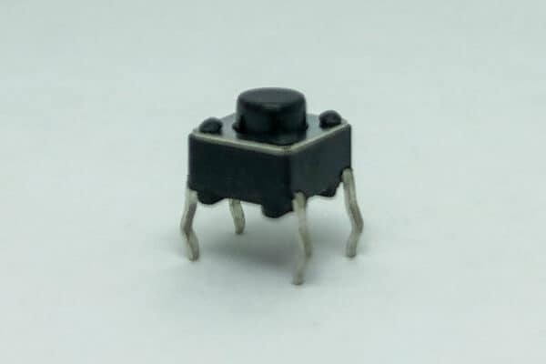 side view of TAE 4 Pin Trip Reset Switch