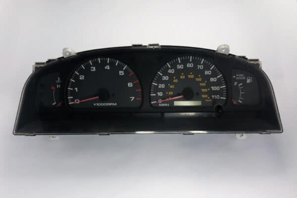 front view of a 1992-2002 Toyota 4Runner Instrument Cluster