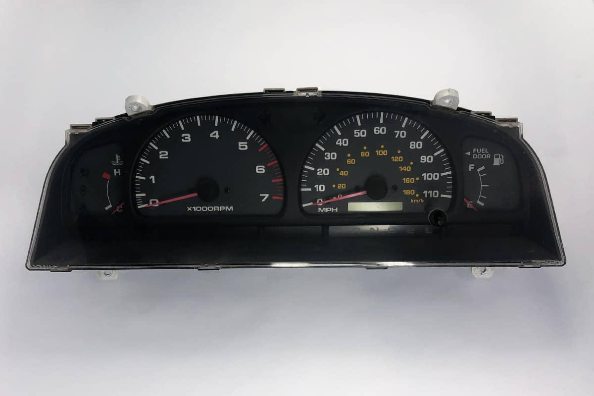 1999 - 2002 Toyota 4Runner Instrument Cluster  Runner Fuel Gauge Wiring Schematic on
