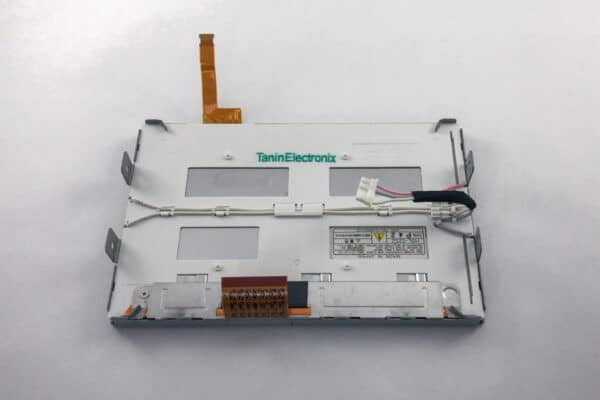 """back view of 7.5"""" Lexus ES350 & LS460 Full LCD Assembly"""