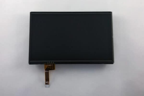 """front view of 7.5"""" Lexus ES350 & LS460 Full LCD Assembly"""