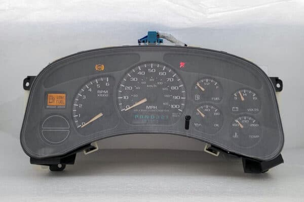 1995-2002 GM Truck and SUV Cluster Repair