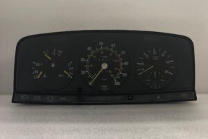 Mercedes Mechanical Odometer Repair