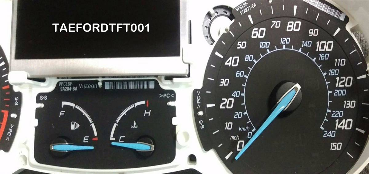 TAE 2013 - 2016 Ford Escape Instrument Cluster TFT LCD Screen