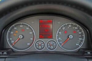 1999 - 2004 Ford Truck Instrument Cluster Odometer Repair | Tanin