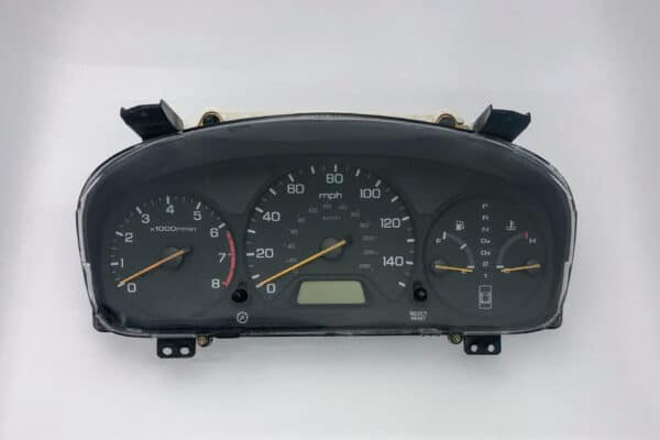 front view of a 1998 - 2002 Honda Accord Instrument Cluster