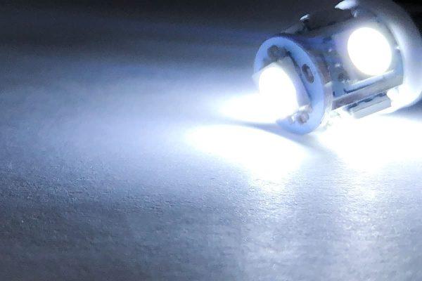 cool white TAE BA9S LED