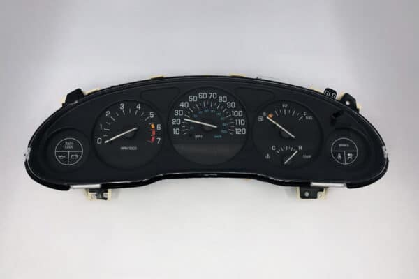 front view of a 1997-2004 Buick Regal & Century Instrument Cluster GLG