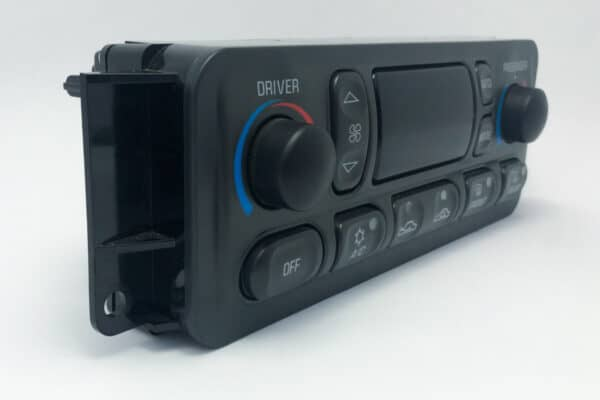 side view of a 1997-2004 Chevy Corvette Climate Control