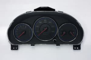 front view of a 2003-2005 Honda Civic Instrument Cluster