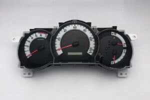 front view of a 2012-2015 Toyota Tacoma Instrument Cluster