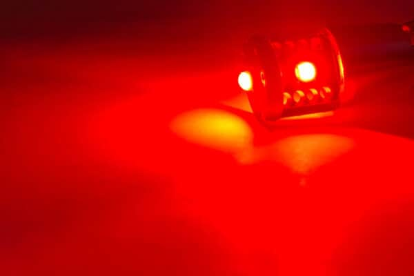 red TAE Cree Canbus LED 15W T10