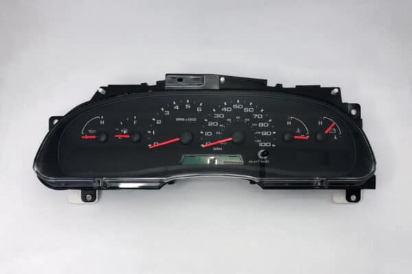 front view of a 2004-2008 Ford E250 Instrument Cluster