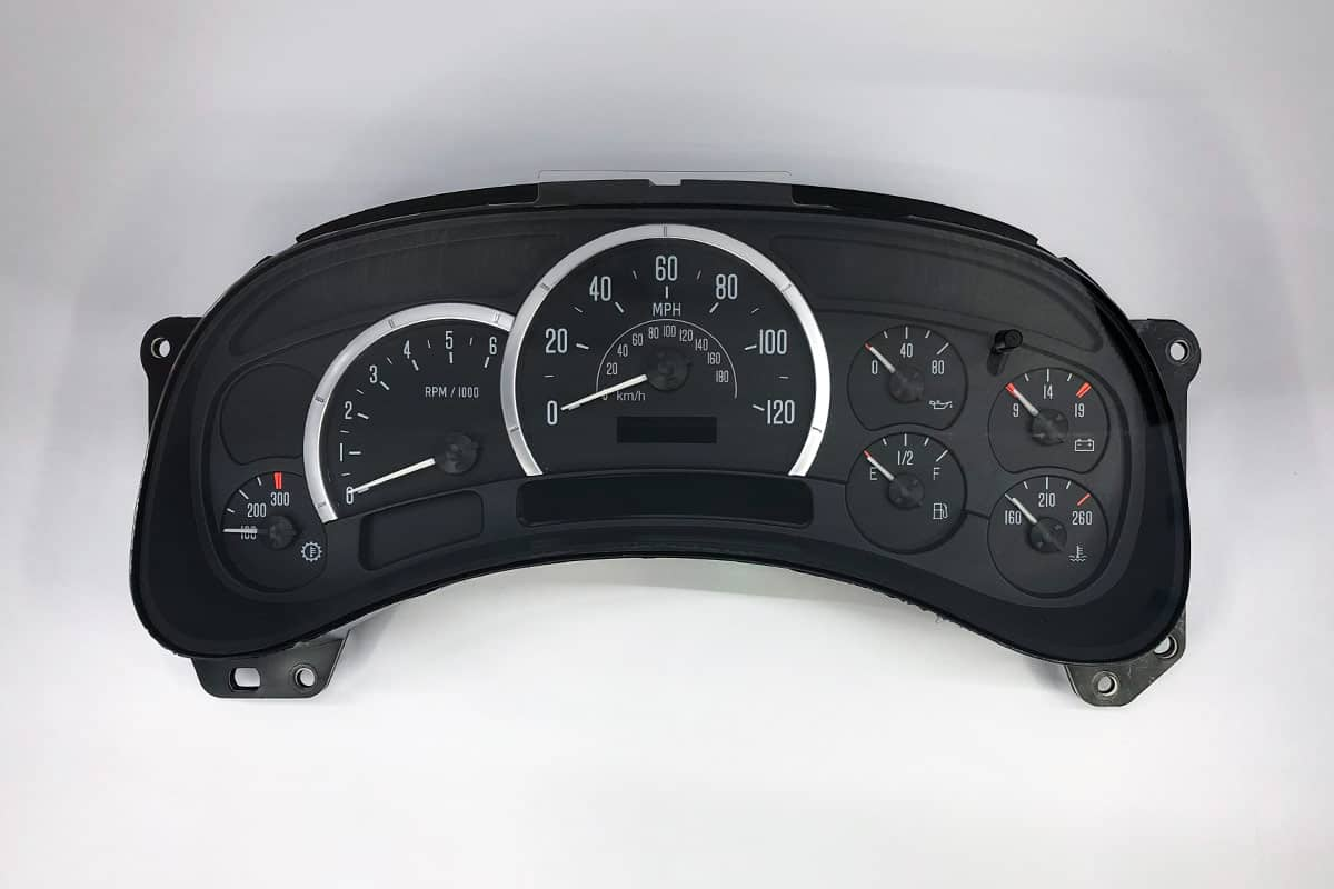 Repair Service for 2003-2006 03-06 Cadillac Escalade Instrument Panel Cluster