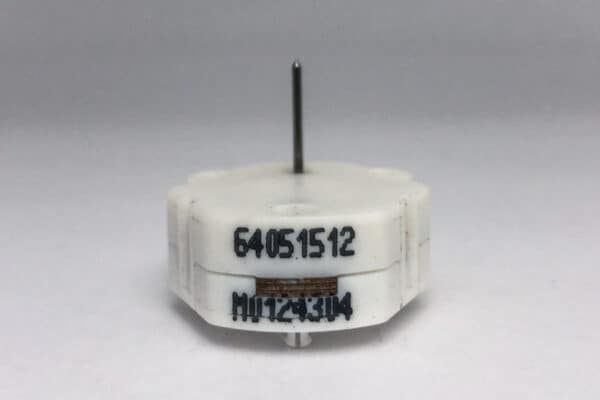 Flat view of 2004 – 2010 Ford Front Mount Stepper Motor