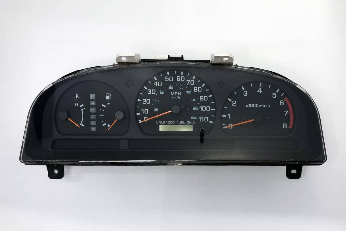 2003 Nissan Pathfinder Instrument Cluster Repair