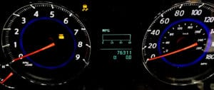 How To Get a White Speedometer Display in your 2009 Infiniti FX35