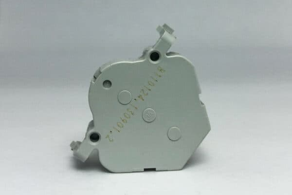 Back View of Gray Import Stepper Motor