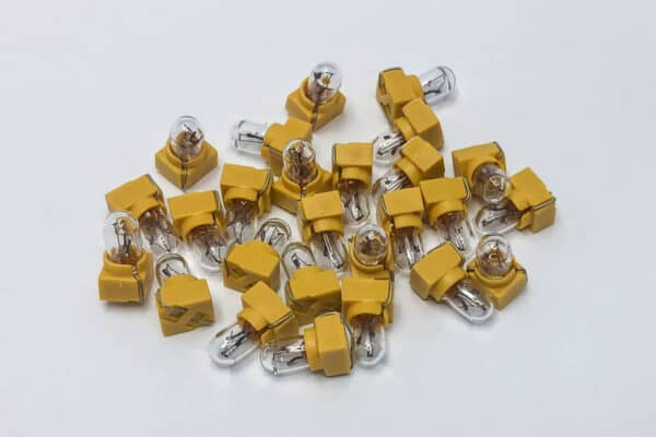 OEM Light Bulbs for GM, GMC, Chevy Instrument Clusters