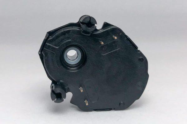 Back view of Sonceboz 6403R200 Stepper Motor