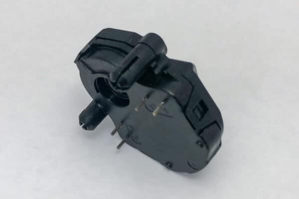 Side view of Sonceboz 6403R200 Stepper Motor
