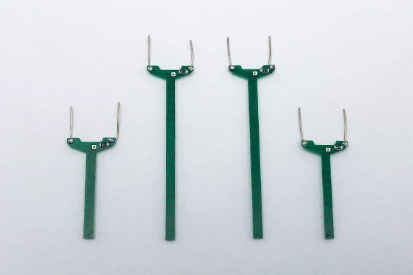full set of TAE V3 Lexus Needle Boards