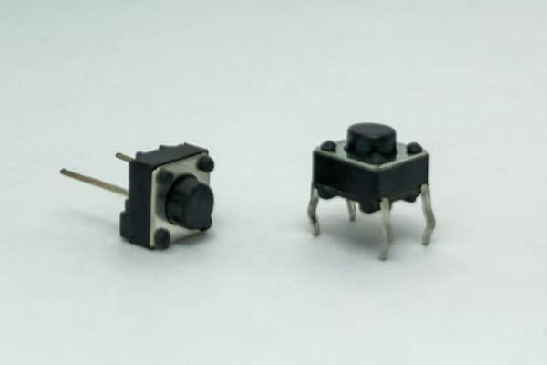 two TAE Trip Reset Switches