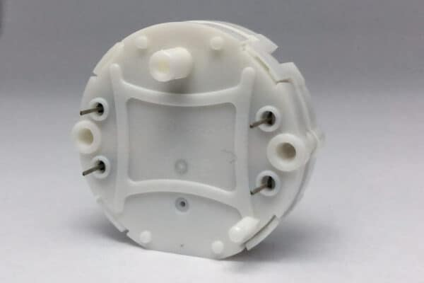 Back view of X27.168 Switec Juken stepper motor